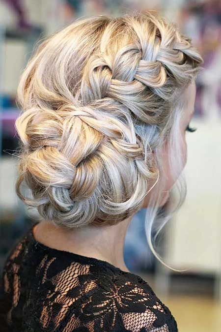 Wedding, Updo,