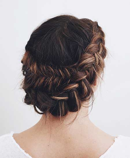 Updo, Wedding,