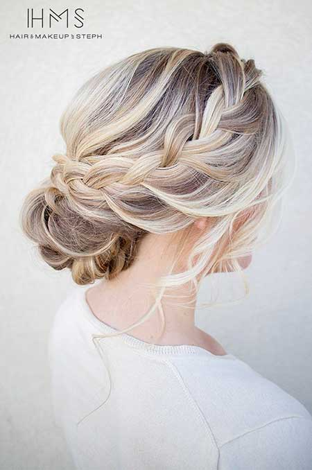 Wispy, Wedding, blonde
