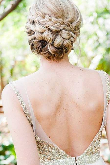 Wedding Braided Updo Hairstyles 500049974 Braid Hairstyles 2017